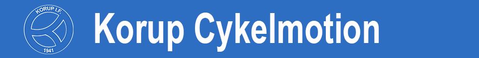 Korup Cykelmotion